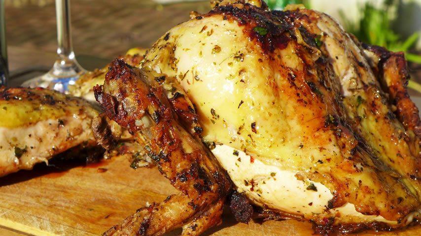 Cómo cocinar pollo a la parrilla muy jugoso – Carnes Yamal